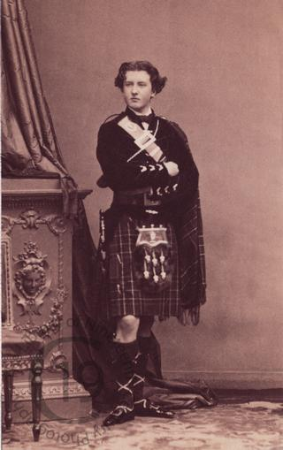 Marquis of Douglas