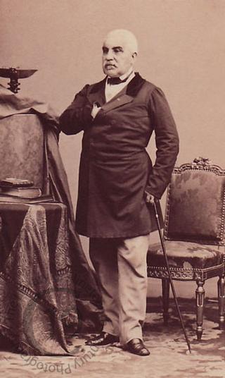 Maréchal Pélissier, duc de Malakoff