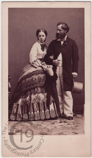 Prince and Princess de Metternich