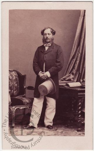 Prince Richard de Metternich