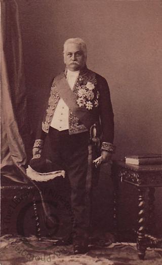 Général de Beaufort d'Hautpoul, marquis d'Hautpoul