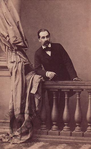 Général de Rarecourt, marquis de Pimodan