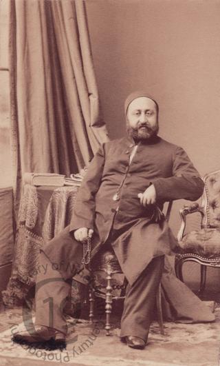 Ahmed Vefyk Effendi