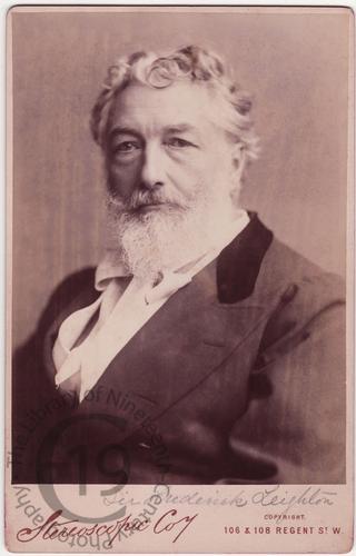 Lord Leighton