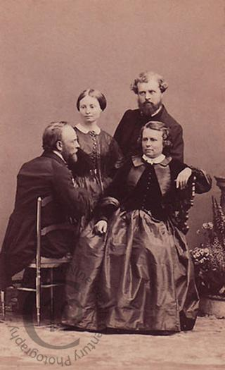 Rosa Bonheur and her family