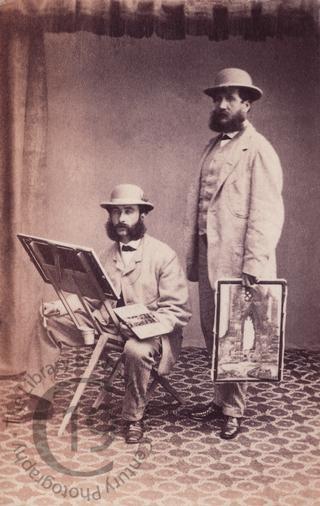 Hugh Hamilton and Paget L'Estrange