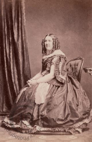 Mrs Henrietta Ward