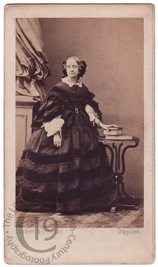 Mme Marie Taglioni