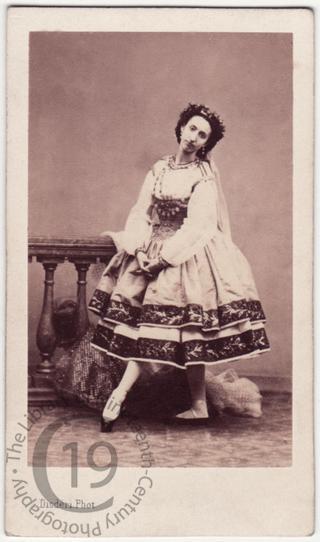 Mlle Emma Livry