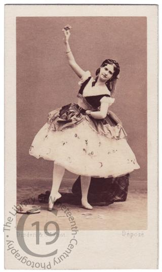 Mlle Marie Petipa