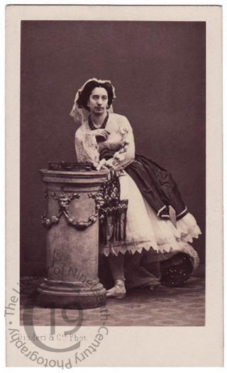 Mlle Amalia Ferraris