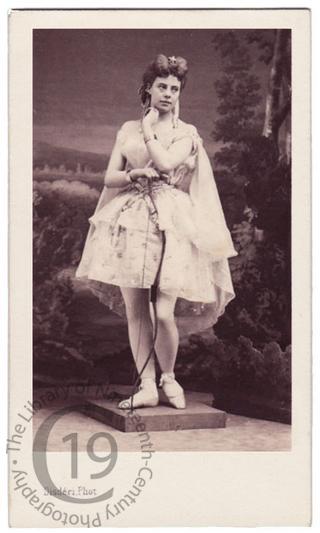 Mlle Eugénie Fiocre