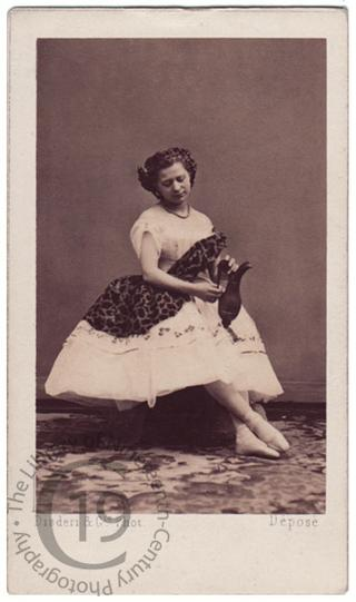 Mlle Maria Cretin