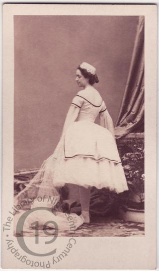 Mlle Augustine Stoïkoff