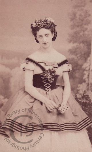 Mlle Martha Mouravieva