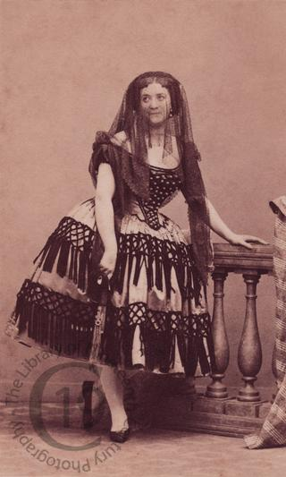 Mlle Louise Marquet