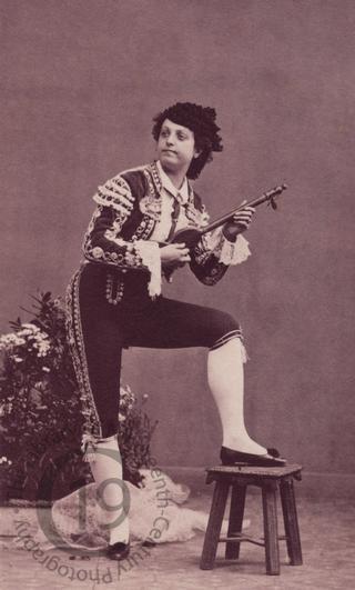 Mlle Eugénie Schlosser