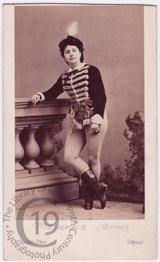 Mlle Carlotta Morando