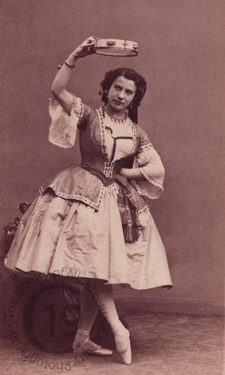 Mlle Alexandrine Simon