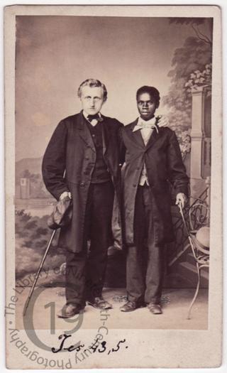 Johann Georg Widmann and David Asante