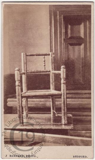John Bunyon's chair