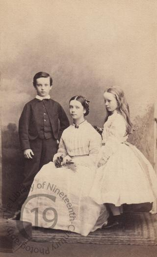 Unidentified siblings