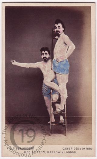 Clowns or jugglers