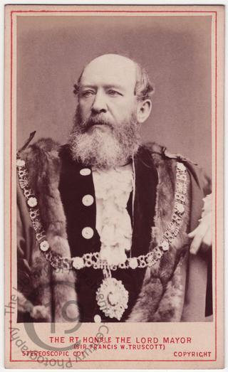 Sir Francis Wyatt Truscott
