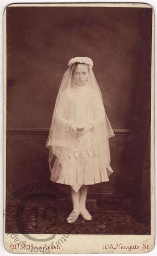 First Communicant