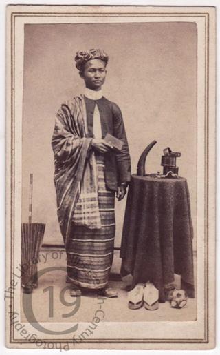 Burmese convert