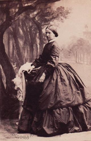 Mary Bulteel, later Lady Mary Ponsonby