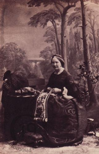 Eleanor Stanley, later Mrs Samuel Long