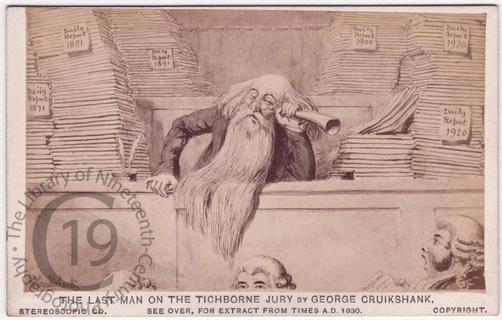 'The Last Man on the Tichborne Jury'