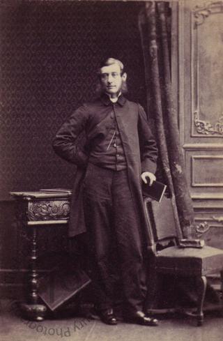 Reverend Joseph Hill