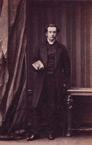 Reverend G. Howard Wilkinson