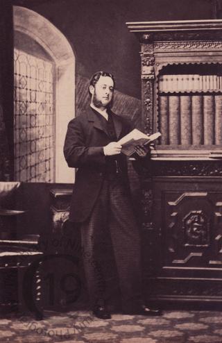 Reverend William Chandos-Pole