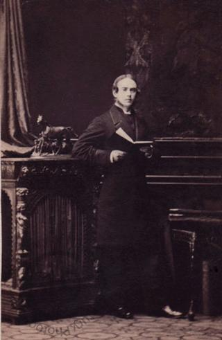 Reverend William Carlisle Sayer