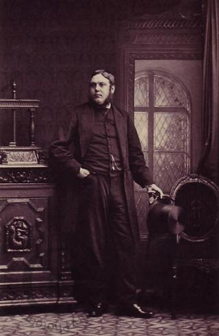 Reverend Malise Reginald Graham