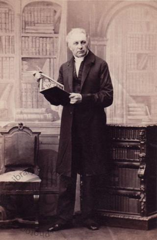 Reverend George Ainslie