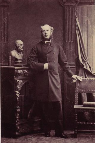 Rev. Edmund Baskerville Mynors