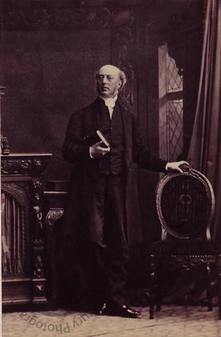 Reverend William Heygate Benn
