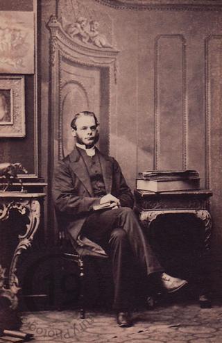 Rev. John Hodgson Iles