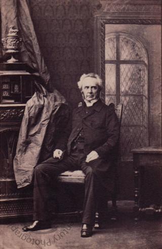 Rev. John Honywood Randolph