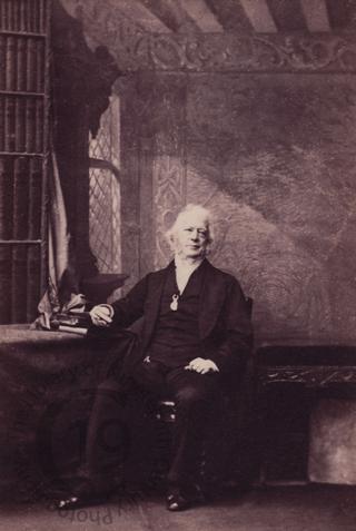 Rev. Henry Venn Elliott