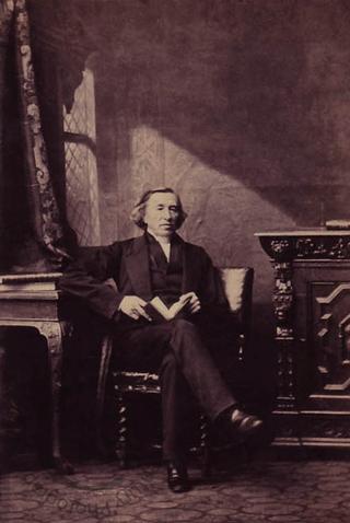 Reverend James Hill