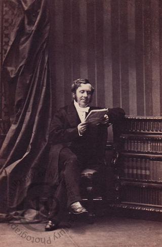 Rev. Charles Burney