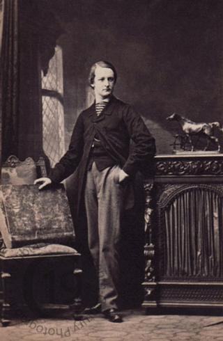 Hon. Bertrand Pleydell-Bouverie