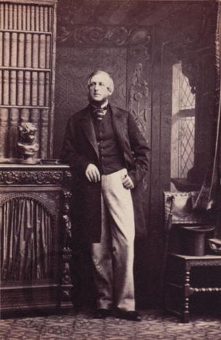 Charles Monk M.P.