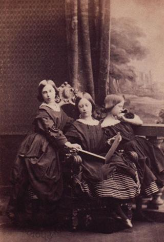 Misses Maud, Mabel and Mary Lindsay