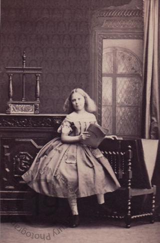 Miss Lily Robertson